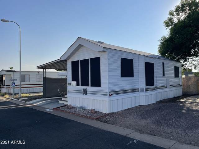 306 S Recker Road #284, Mesa, AZ 85206 (MLS #6296565) :: Selling AZ Homes Team