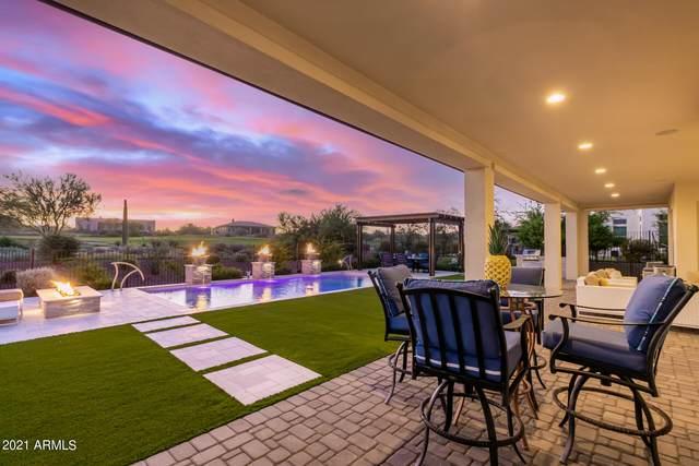 28708 N Cottonwood Basin Drive, Rio Verde, AZ 85263 (MLS #6296566) :: Executive Realty Advisors