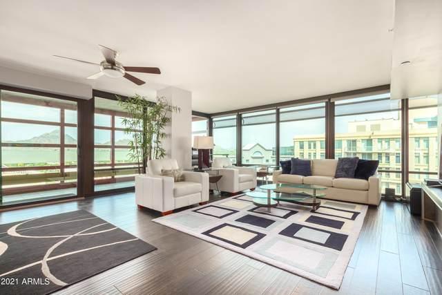 4808 N 24TH Street #1401, Phoenix, AZ 85016 (MLS #6296577) :: Devor Real Estate Associates
