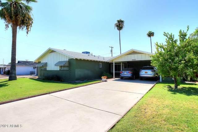 6443 E Lewis Avenue, Scottsdale, AZ 85257 (MLS #6296581) :: The Daniel Montez Real Estate Group