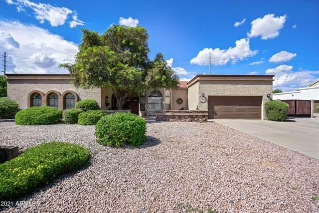 5224 E Shaw Butte Drive, Scottsdale, AZ 85254 (MLS #6296600) :: The Laughton Team