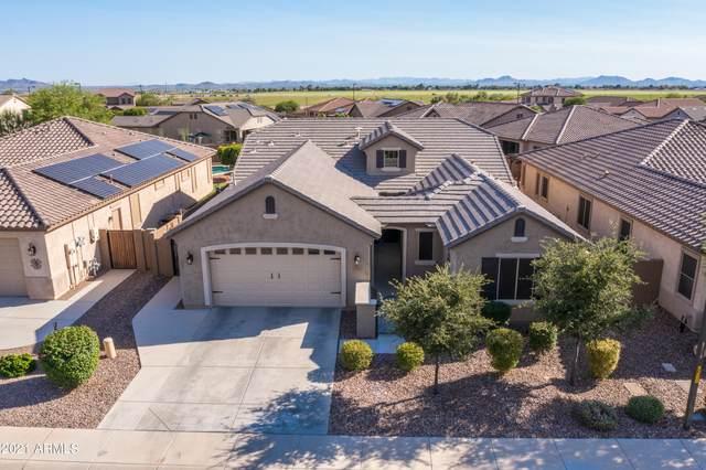 19621 W Grant Street, Buckeye, AZ 85326 (MLS #6296605) :: The Copa Team | The Maricopa Real Estate Company