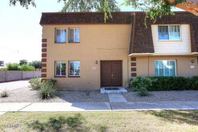 8466 E Chaparral Road, Scottsdale, AZ 85250 (MLS #6296613) :: The Riddle Group