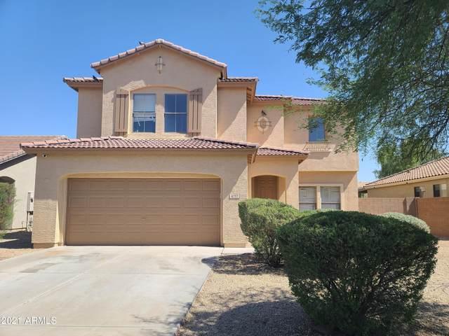 4717 N 95TH Drive, Phoenix, AZ 85037 (MLS #6296616) :: Executive Realty Advisors