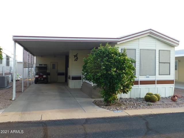 8700 E University Drive #1949, Mesa, AZ 85207 (MLS #6296618) :: Zolin Group