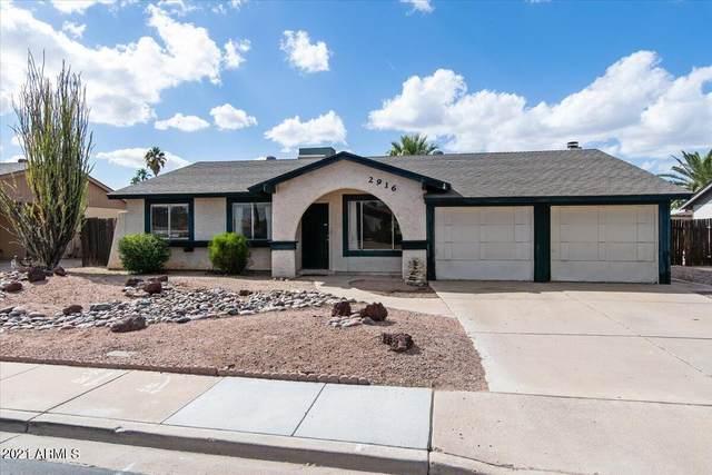 2916 S El Dorado Street, Mesa, AZ 85202 (MLS #6296620) :: My Home Group