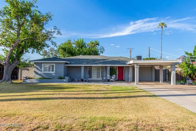 1822 E Marshall Avenue, Phoenix, AZ 85016 (MLS #6296647) :: Elite Home Advisors