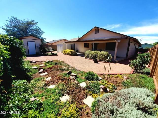 207 N Heritage Lane, Payson, AZ 85541 (MLS #6296653) :: Devor Real Estate Associates