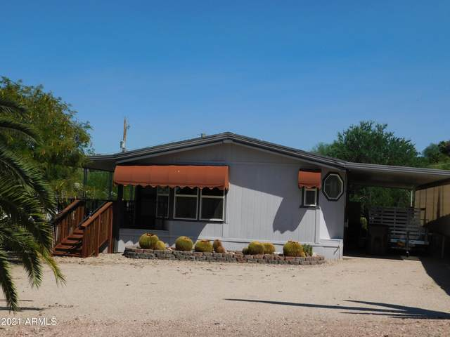 401 E Queen Creek Drive, Queen Valley, AZ 85118 (MLS #6296657) :: Executive Realty Advisors