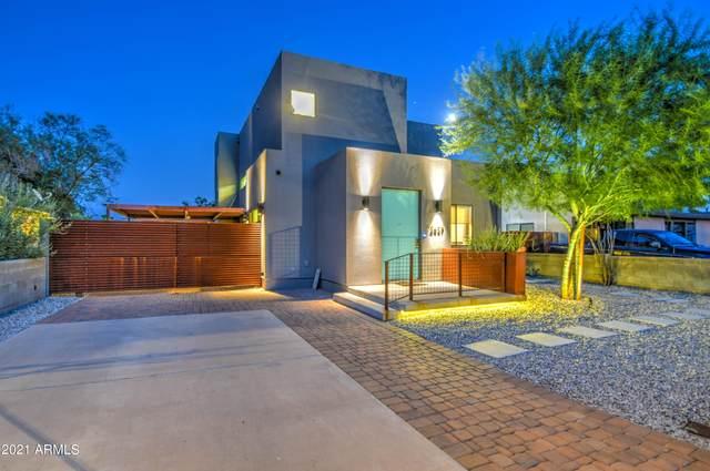 2637 N 29TH Street, Phoenix, AZ 85008 (MLS #6296690) :: Devor Real Estate Associates