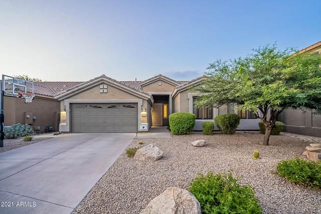 10432 E Meadowhill Drive, Scottsdale, AZ 85255 (MLS #6296706) :: Executive Realty Advisors