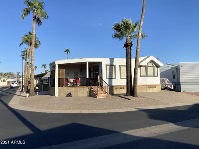1469 W Blackfoot Avenue, Apache Junction, AZ 85119 (MLS #6296709) :: Selling AZ Homes Team