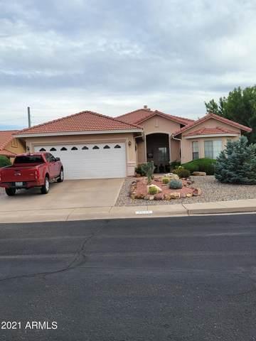 3046 Candlewood Way, Sierra Vista, AZ 85650 (MLS #6296717) :: Executive Realty Advisors