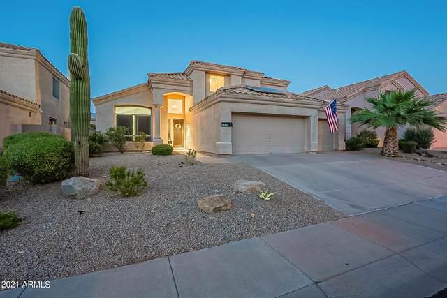 14855 N 100TH Way, Scottsdale, AZ 85260 (MLS #6296726) :: The Dobbins Team