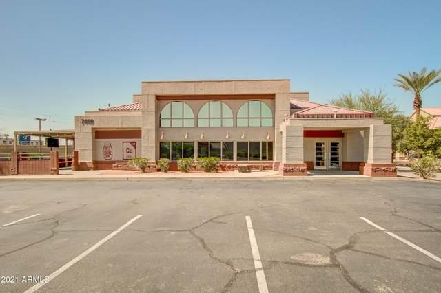 7450 W Chandler Boulevard, Chandler, AZ 85226 (MLS #6296748) :: Zolin Group