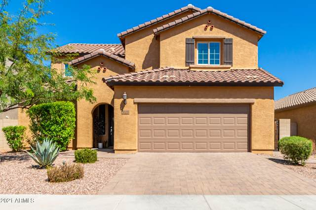 10738 W Briles Road, Peoria, AZ 85383 (MLS #6296749) :: The Dobbins Team