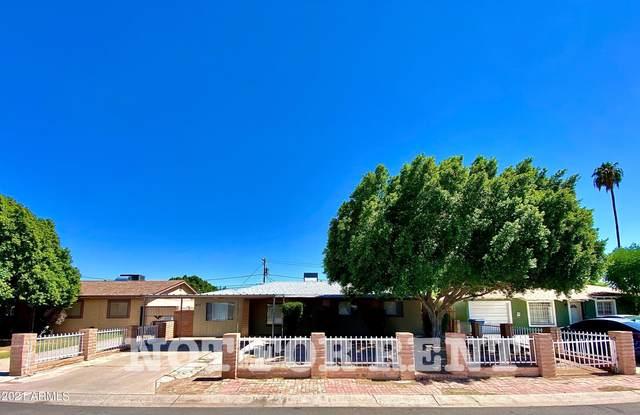 4717 N 47TH Drive, Phoenix, AZ 85031 (MLS #6296752) :: The Riddle Group