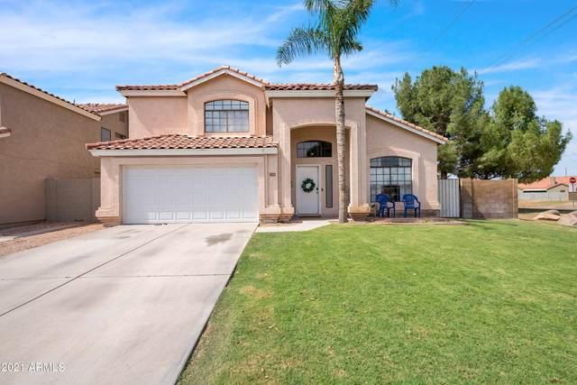 338 N Cobblestone Street, Gilbert, AZ 85234 (MLS #6296763) :: Power Realty Group Model Home Center