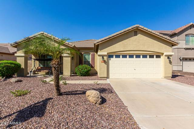 2936 E Country Shadows Street, Gilbert, AZ 85298 (MLS #6296779) :: My Home Group