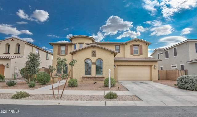22833 E Desert Hills Drive, Queen Creek, AZ 85142 (MLS #6296783) :: The Garcia Group
