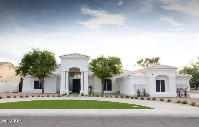 9017 E Charter Oak Drive, Scottsdale, AZ 85260 (MLS #6296788) :: The Dobbins Team