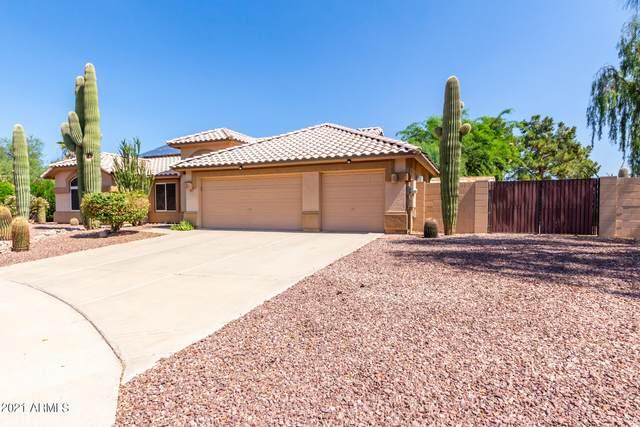 857 N Hillridge, Mesa, AZ 85207 (MLS #6296795) :: The Property Partners at eXp Realty