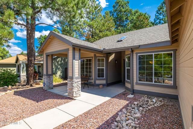 963 W Weston Trail, Flagstaff, AZ 86005 (MLS #6296826) :: Devor Real Estate Associates