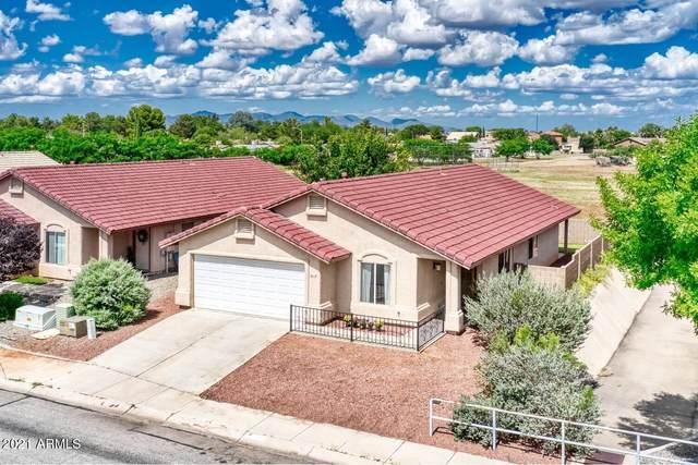 5447 Los Capanos Drive, Sierra Vista, AZ 85635 (MLS #6296827) :: Klaus Team Real Estate Solutions