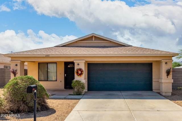 2705 E Corona Avenue, Phoenix, AZ 85040 (MLS #6296832) :: Howe Realty
