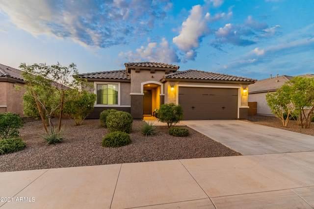 26028 W Matthew Drive, Buckeye, AZ 85396 (MLS #6296845) :: Yost Realty Group at RE/MAX Casa Grande