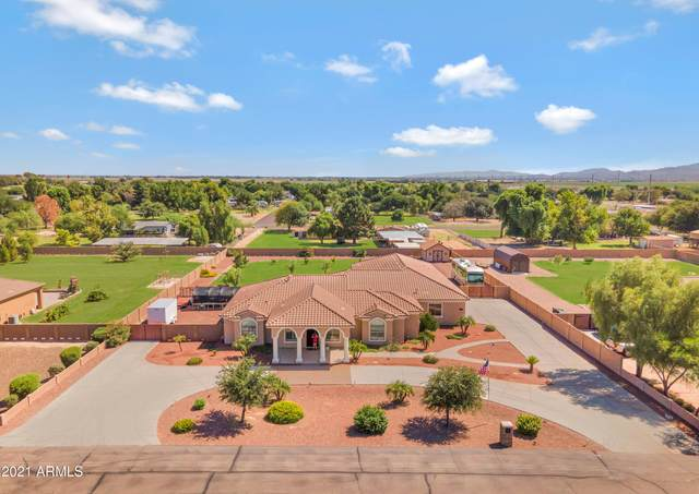 2609 S 199TH Avenue, Buckeye, AZ 85326 (MLS #6296846) :: Elite Home Advisors