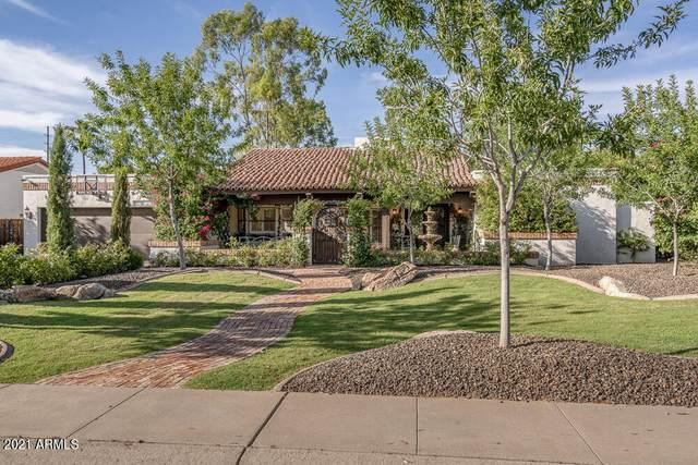 8132 E Appaloosa Trail, Scottsdale, AZ 85258 (MLS #6296860) :: Executive Realty Advisors