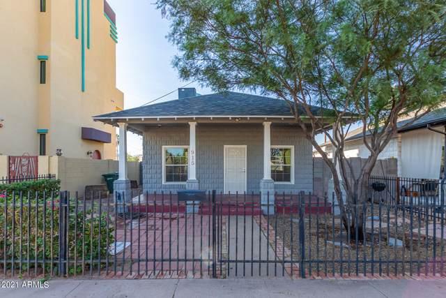 915 W Fillmore Street, Phoenix, AZ 85007 (MLS #6296892) :: The Dobbins Team