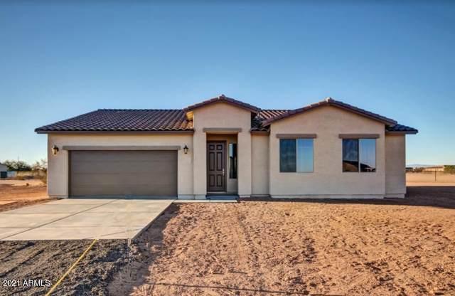 29423 N 220TH Avenue, Wittmann, AZ 85361 (MLS #6296897) :: Service First Realty