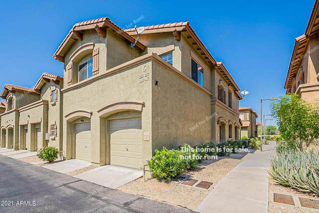 805 S Sycamore #217, Mesa, AZ 85202 (MLS #6296900) :: The Dobbins Team