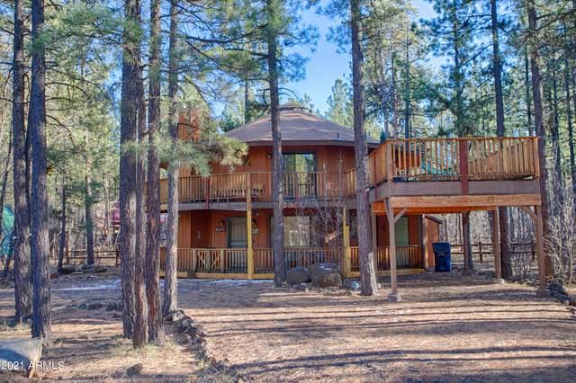 6345 Mark Twain Drive, Pinetop, AZ 85935 (MLS #6296932) :: Devor Real Estate Associates