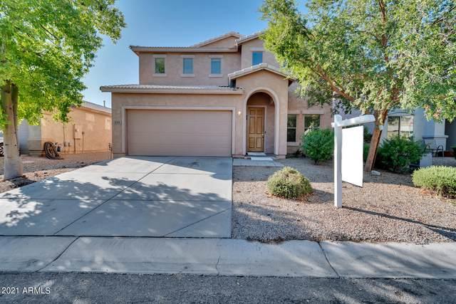 335 E Mule Train Trail, Queen Creek, AZ 85143 (MLS #6296933) :: Elite Home Advisors
