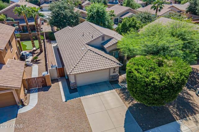 1157 E Nunneley Road, Gilbert, AZ 85296 (MLS #6296937) :: Devor Real Estate Associates