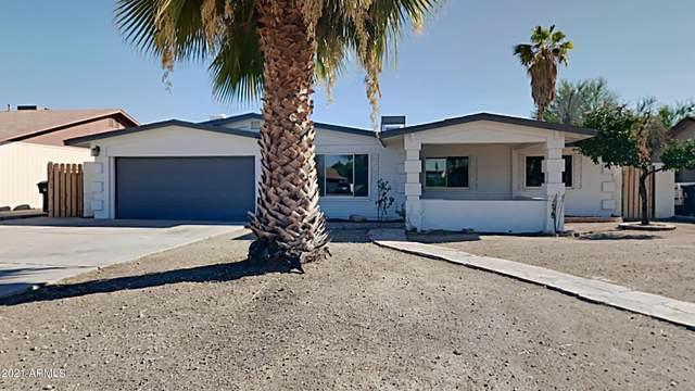 4421 W Cholla Street, Glendale, AZ 85304 (MLS #6296942) :: Devor Real Estate Associates