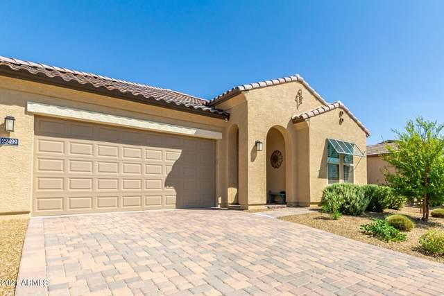 22499 N 101ST Avenue, Peoria, AZ 85383 (MLS #6296943) :: Yost Realty Group at RE/MAX Casa Grande