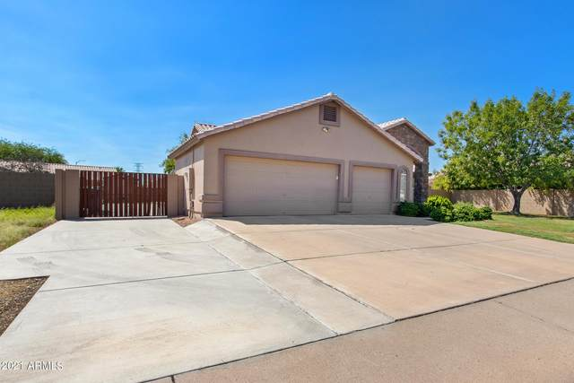 646 N Almar, Mesa, AZ 85213 (MLS #6296961) :: The Riddle Group