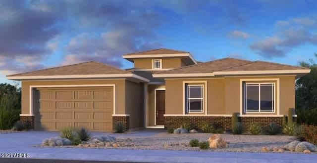 21135 W Edgemont Avenue, Buckeye, AZ 85396 (MLS #6296970) :: Executive Realty Advisors