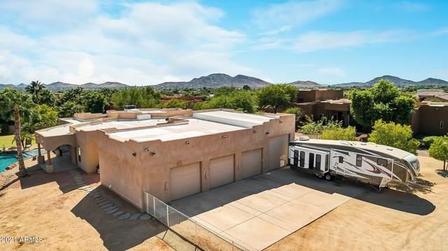 21 E Tanya Road, Phoenix, AZ 85086 (MLS #6296984) :: The Dobbins Team