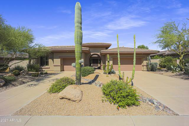 7534 E Visao Drive, Scottsdale, AZ 85266 (MLS #6296997) :: Scott Gaertner Group