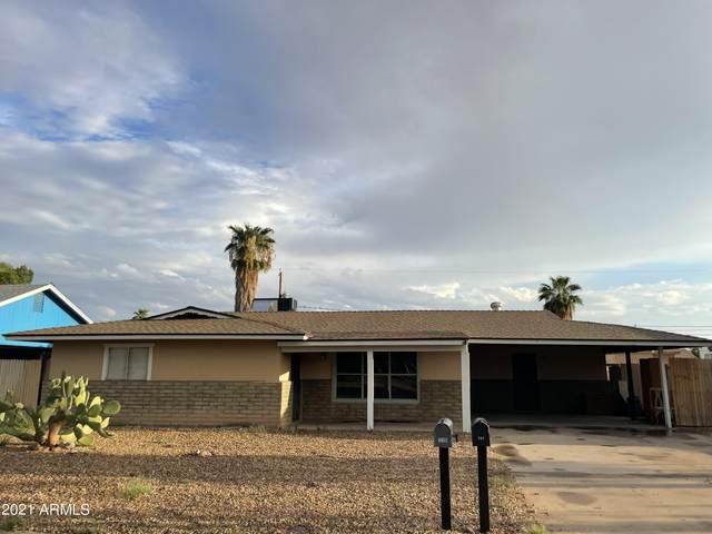 721 E Navajo Avenue, Apache Junction, AZ 85119 (MLS #6297007) :: Executive Realty Advisors