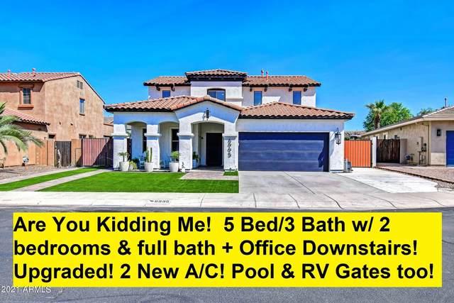 6995 S Stadium Court, Gilbert, AZ 85298 (MLS #6297012) :: Devor Real Estate Associates