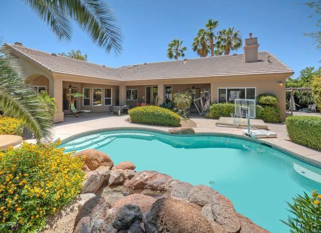 7168 E Caron Drive, Paradise Valley, AZ 85253 (MLS #6297024) :: Elite Home Advisors