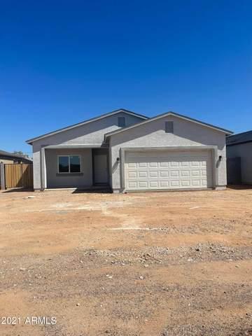21706 E Roosevelt Avenue, Wittmann, AZ 85361 (MLS #6297059) :: Service First Realty