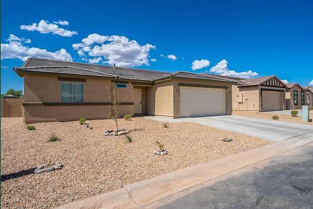 818 W Raymond Street, Coolidge, AZ 85128 (MLS #6297060) :: Devor Real Estate Associates