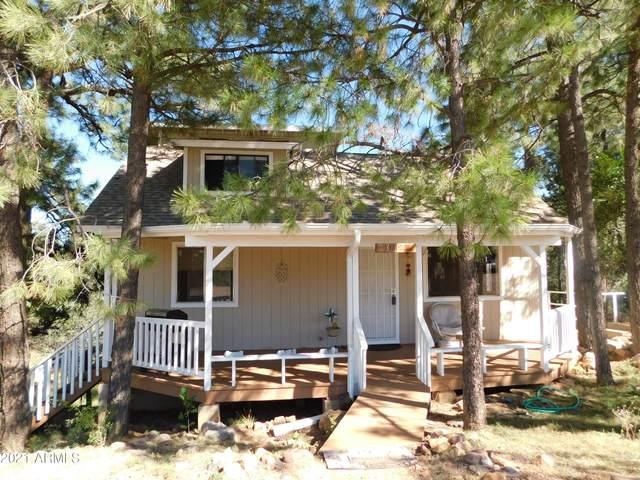 3617 Chevera Circle, Overgaard, AZ 85933 (MLS #6297066) :: Arizona 1 Real Estate Team